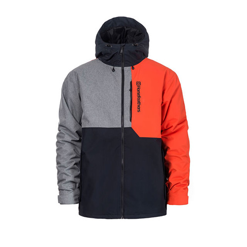 Chaqueta de snowboard Horsefeathers Wright Red 2020