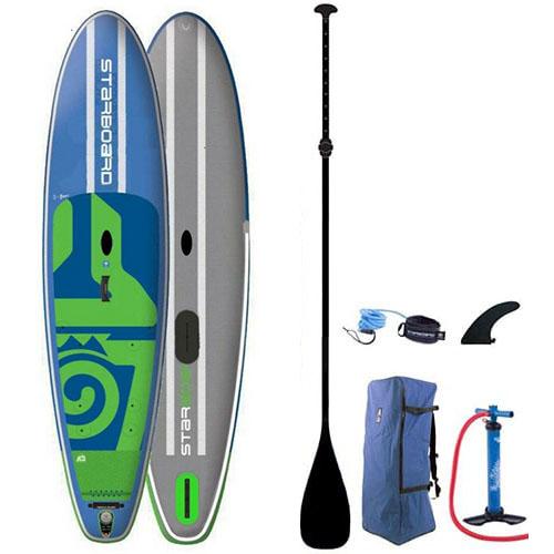 Pack de paddle surf Starboard Windsup 11.2 Zen