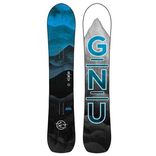 Tabla de snowboard GNU Antigravity C3 2020