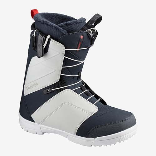 Botas de snowboard Salomon Faction azul 2020