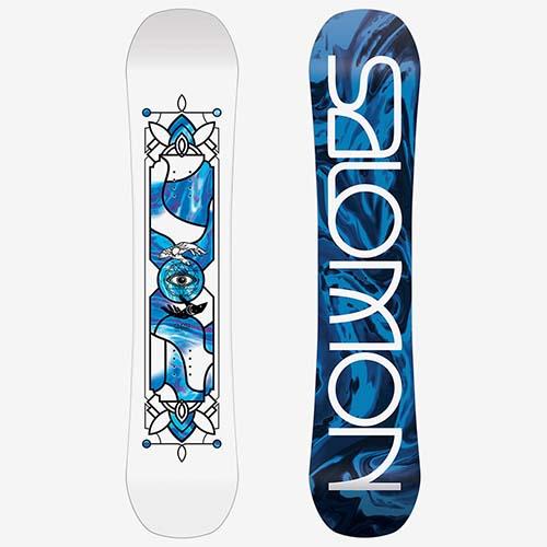 Tabla de snowboard Salomon Gypsy 2020