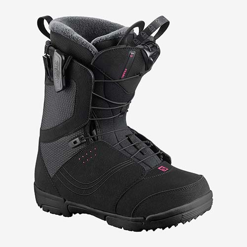 Botas de Snowboard Salomon Pearl negro 2020
