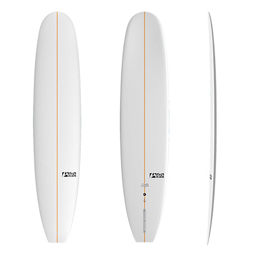 Tabla de surf Full&Cas Hubi color 040 con funda