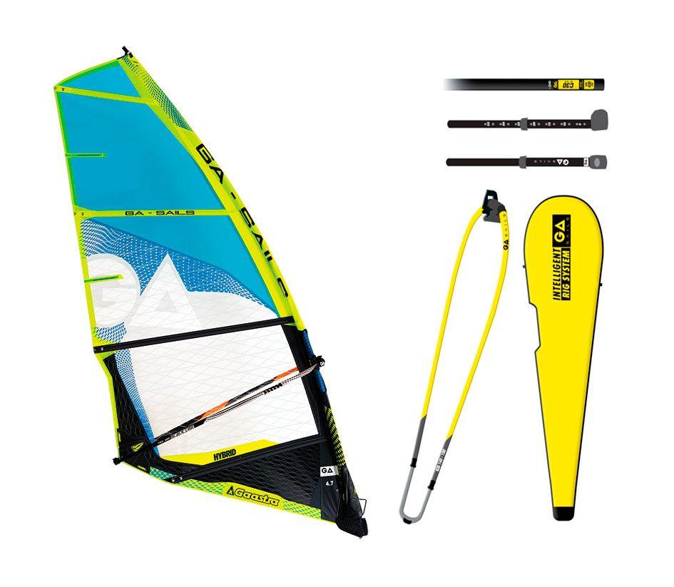 Aparejo de windsurf Gaastra Hybrid