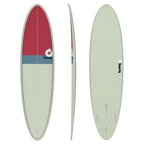 Tabla de surf Torq Fun New Classic Sand Gray