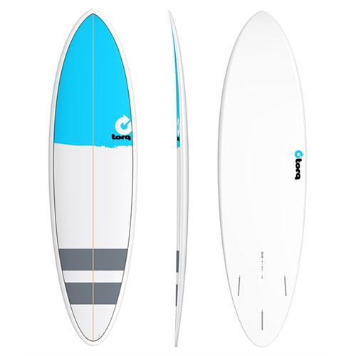 Tabla de surf Torq Fun New Classic Blue Navy