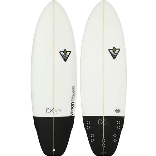 Tabla de surf Venon EDV Black