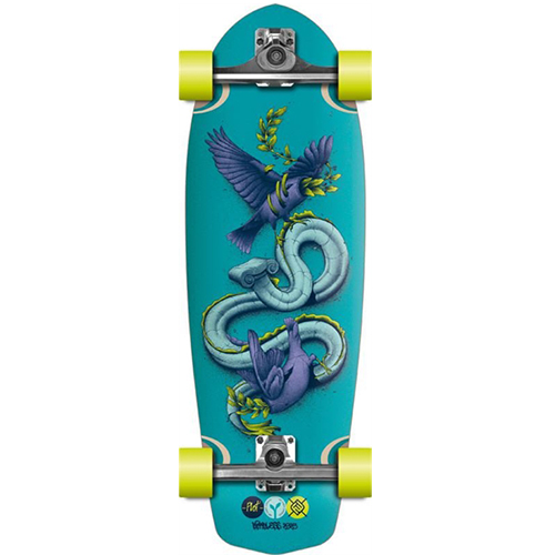 Surfskate Flying Wheels Bridless 29″