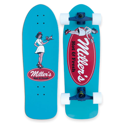 Surfskate Miller Fresh 31.5