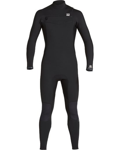 Traje de neopreno Billabong Furnace Revolution 3×2 CZ negro