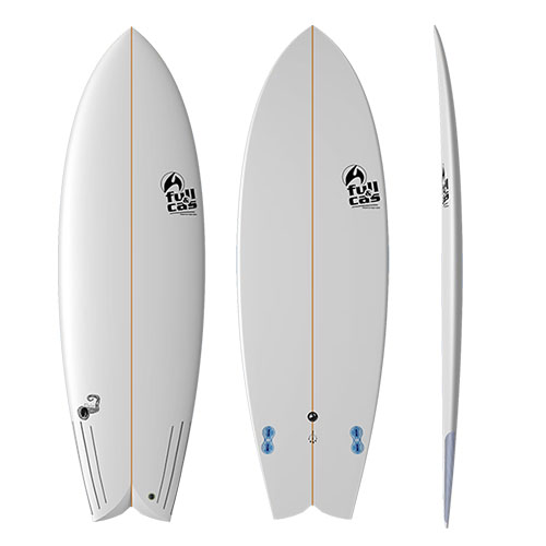 Tabla de surf Full&Cas Clarion