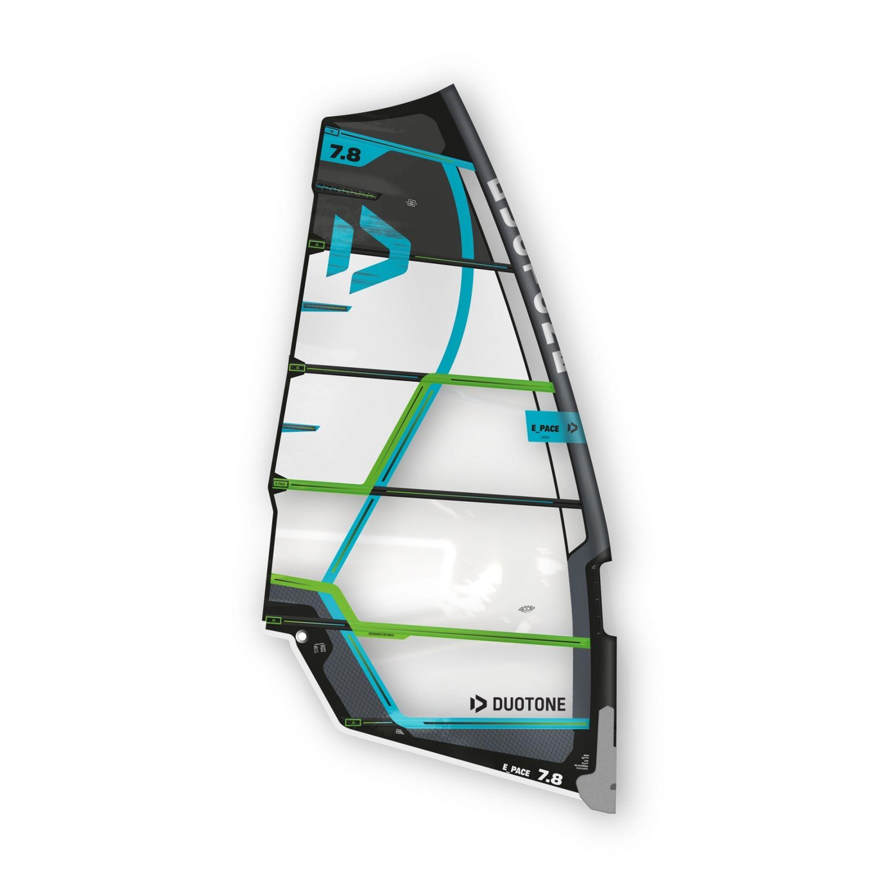 Vela de windsurf Duotone E Pace negro