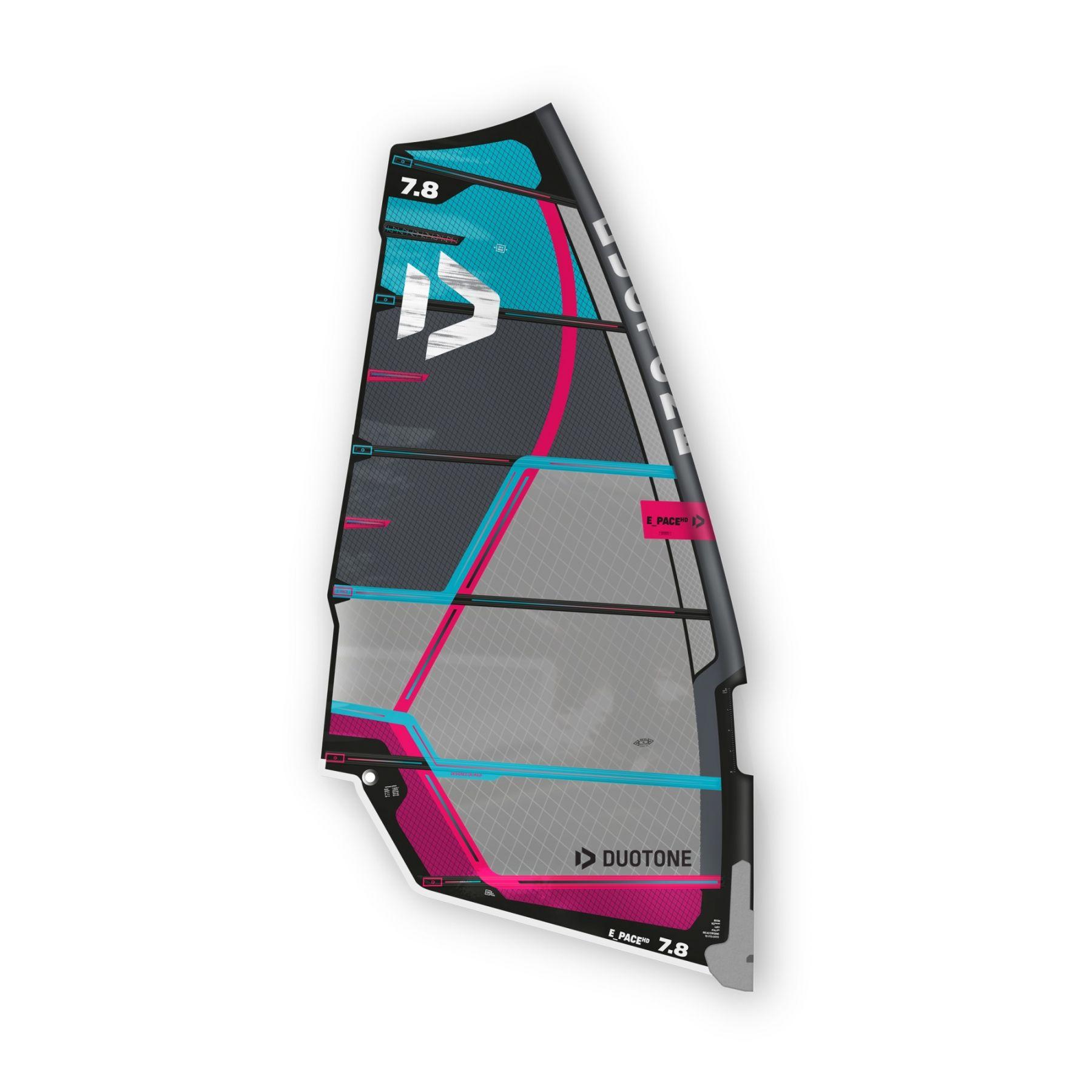 Vela de windsurf Duotone E Pace HD azul