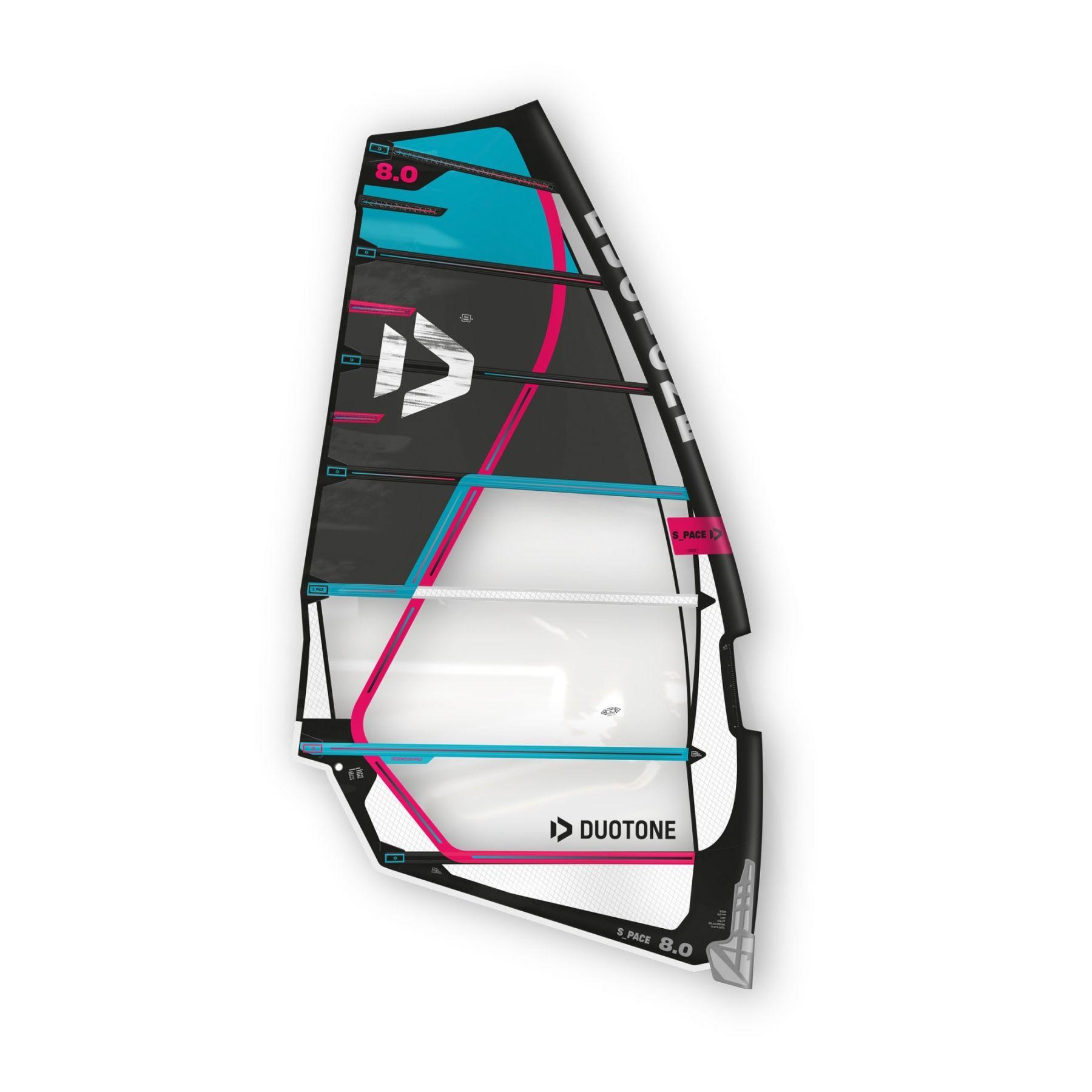 Vela de windsurf Duotone S Pace azul