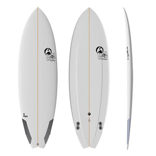 Tabla de surf Full&Cas El Flaco