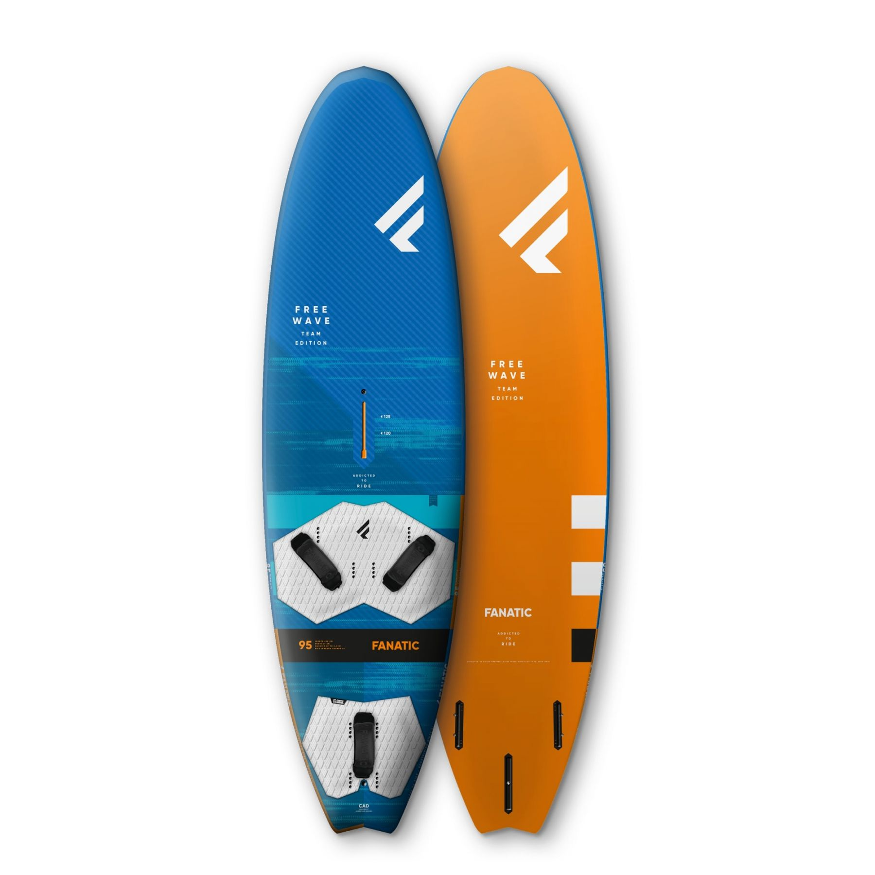 Tabla de windsurf Fanatic FreeWave T.E