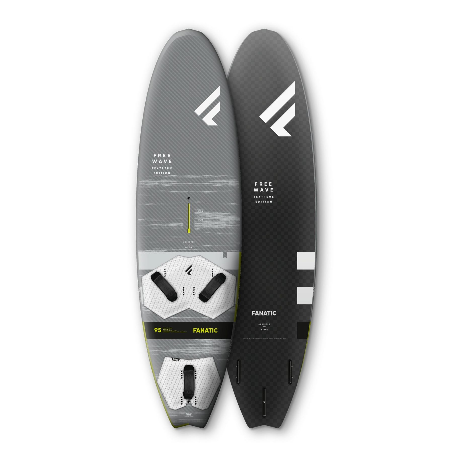 Tabla de windsurf Fanatic FreeWave TeXtreme