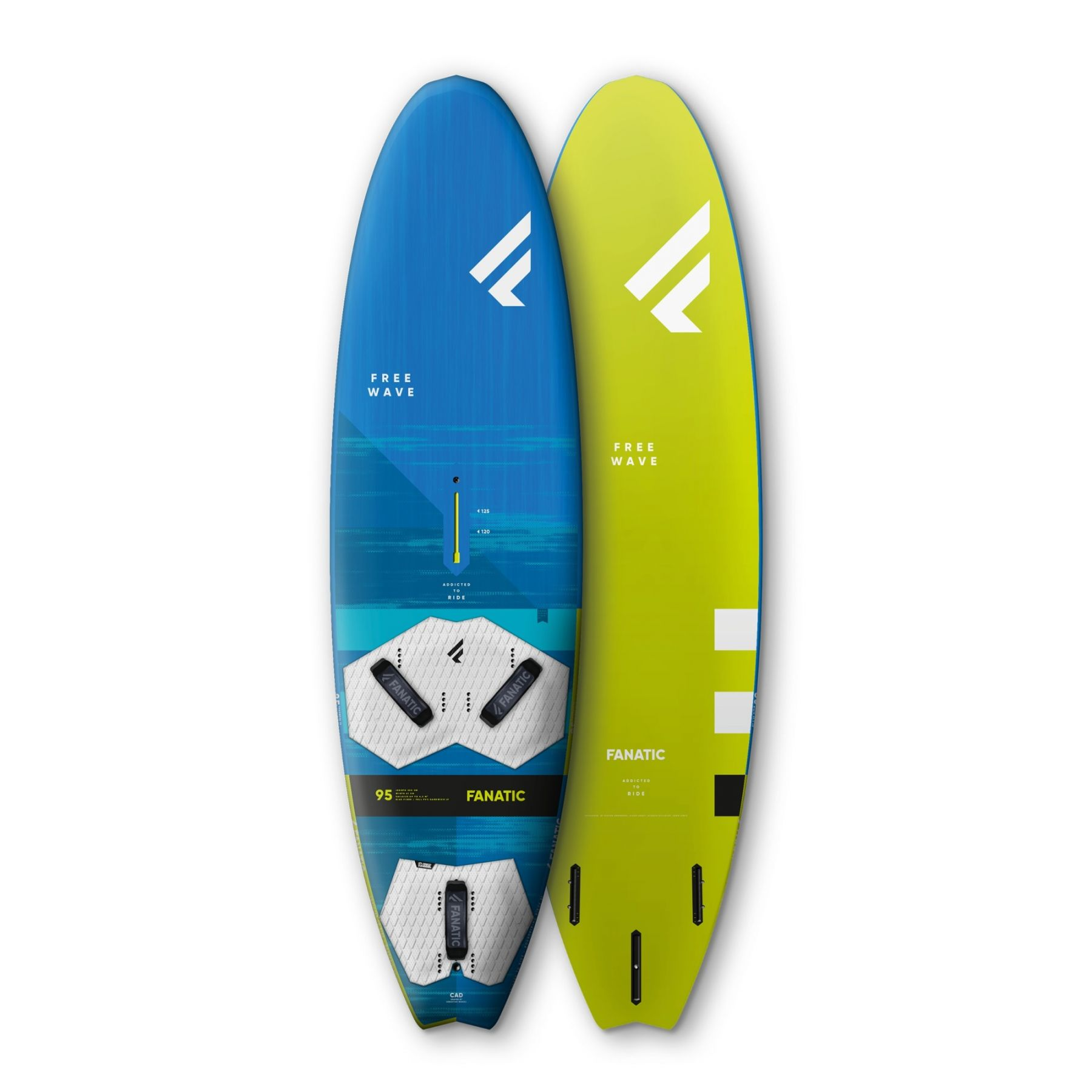 Tabla de windsurf Fanatic FreeWave