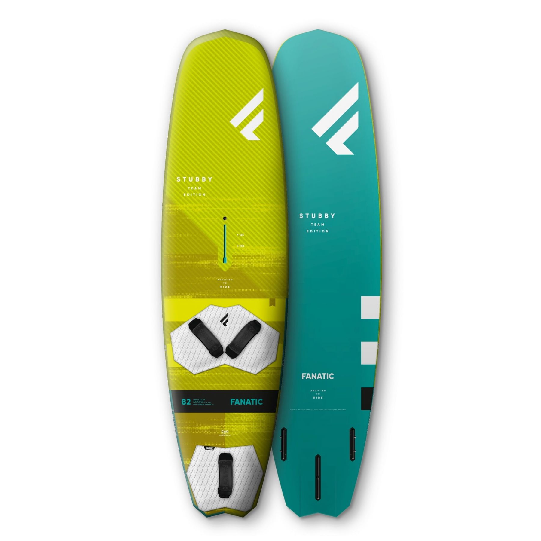 Tabla de windsurf Fanatic Stubby T.E