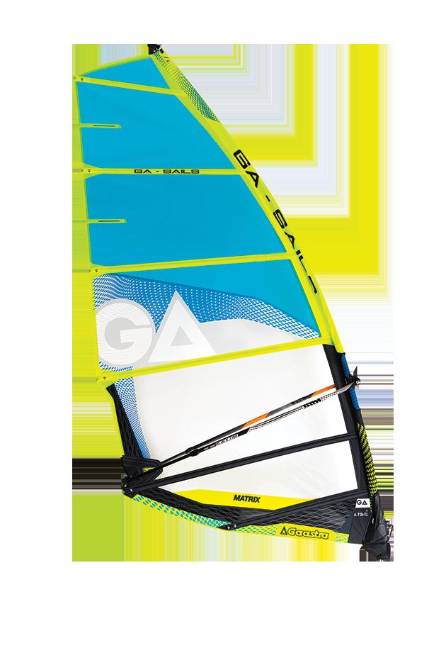 Vela de windsurf Ga Sails Matrix 18