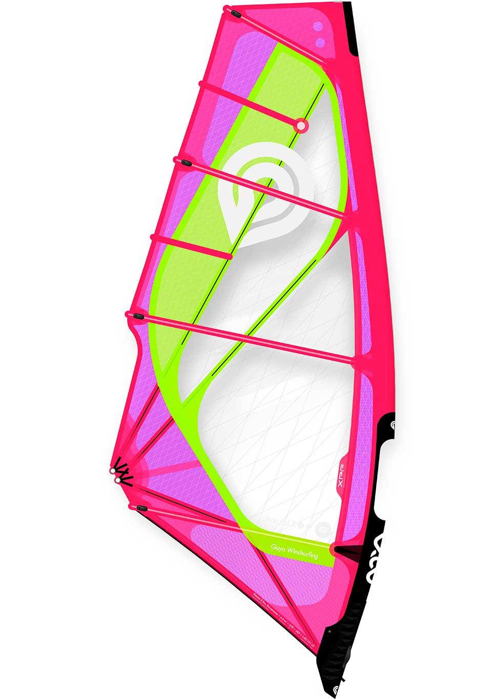 Vela de windsurf Banzai Pro X 20/21