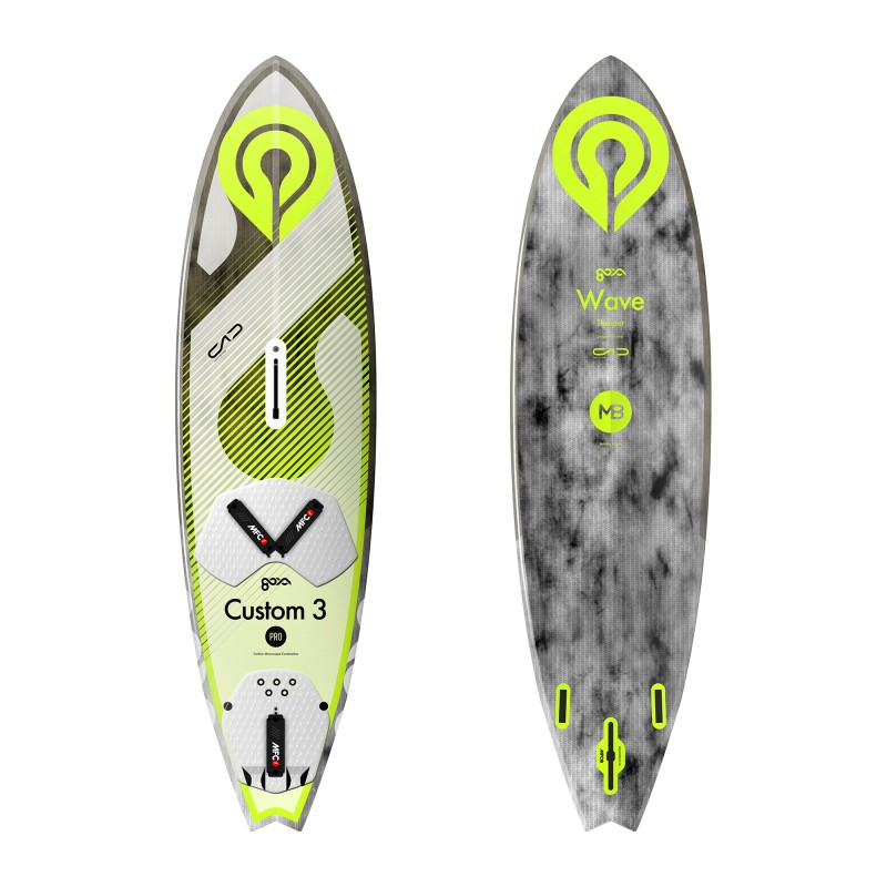 Tabla de windsurf Goya Custom 3 Thurster