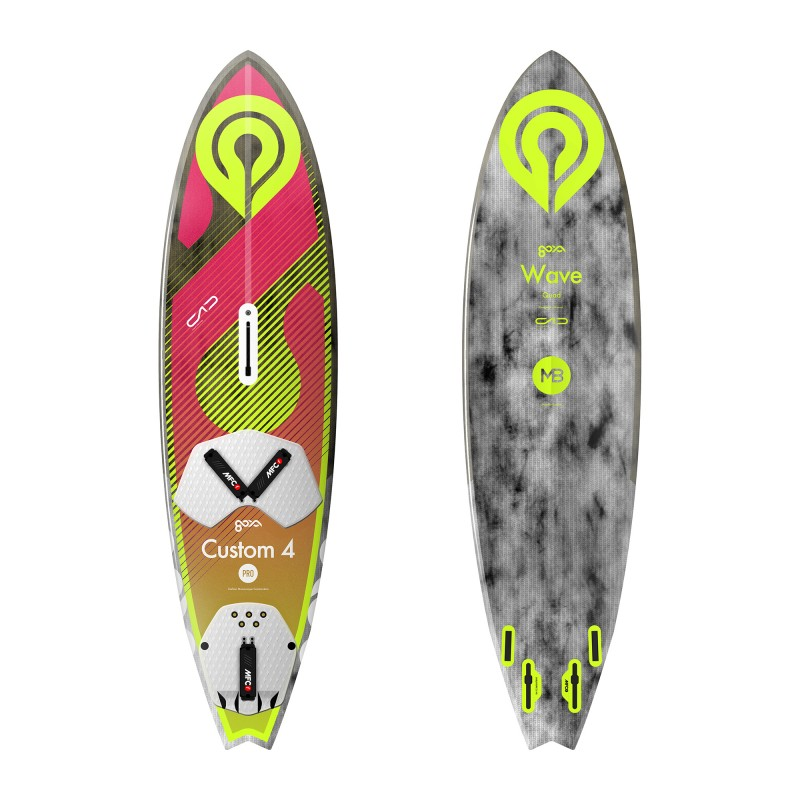 Tabla de windsurf Goya Custom 4 Quad