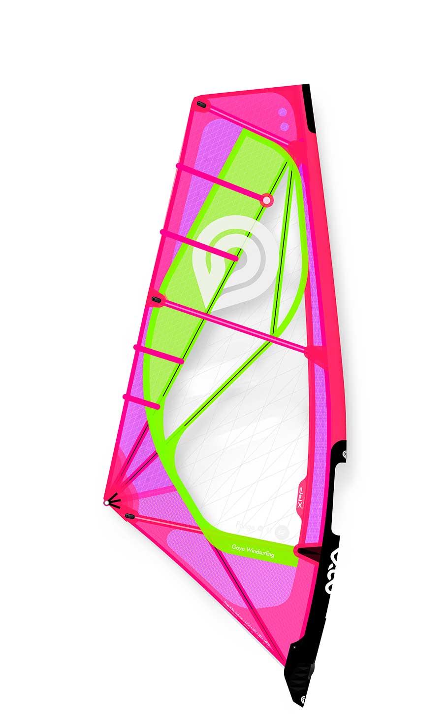 Vela de windsurf Goya Fringe X Pro 20/21