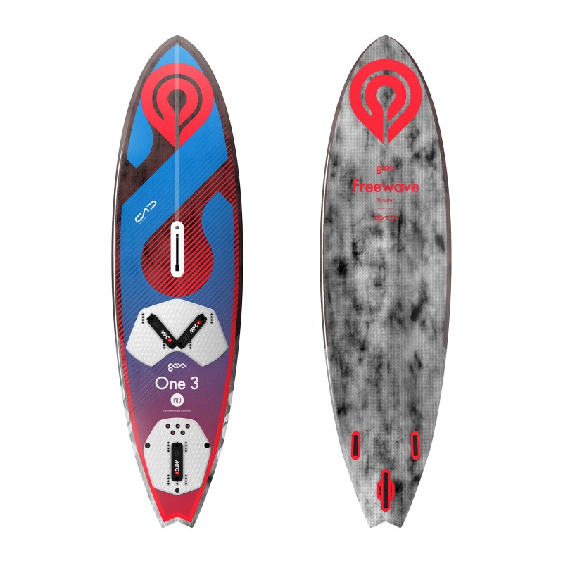 Tabla de windsurf Goya One Freewave Thurster