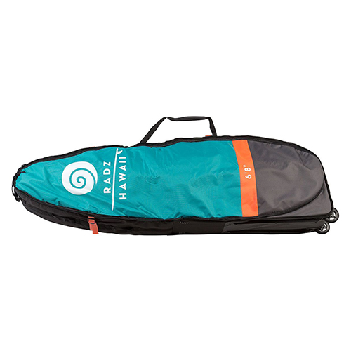 Funda de surf Boardbag Radz Hawaii Triple 6 8″