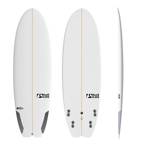 Tabla de surf Full&Cas Rhino