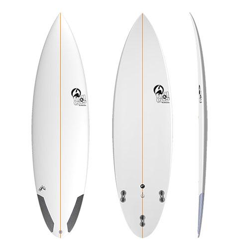 Tabla de surf Full&Cas Seb 2.0