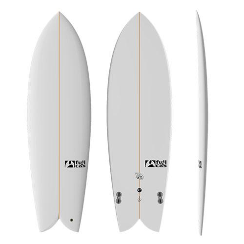 Tabla de surf Full&Cas Seven
