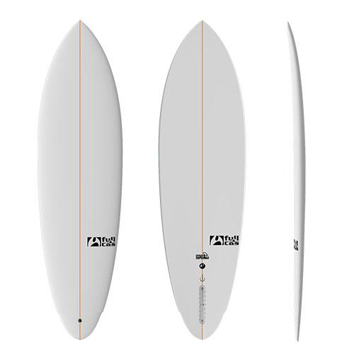 Tabla de surf Full&Cas Single