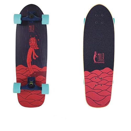 Surfskate Miller Hangten 29.5
