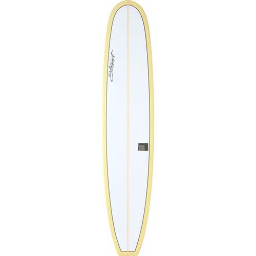 Tabla de surf Stewart Tipster 9 3″ Cream