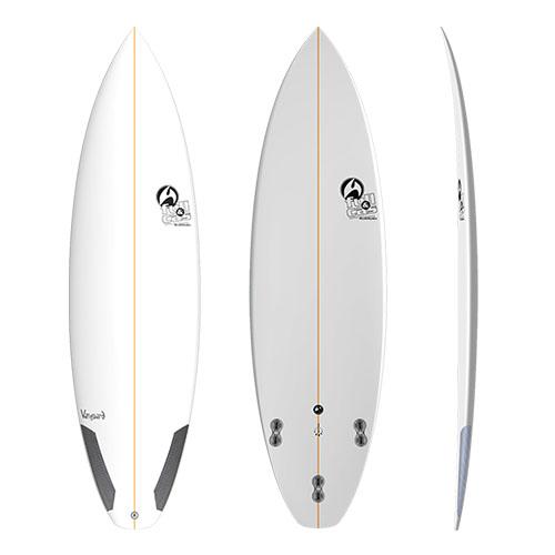 Tabla de surf Full&Cas Vanguard