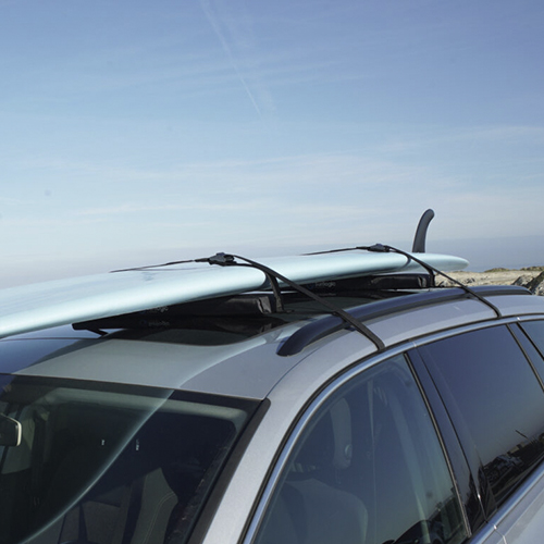 Baca porta tablas de SUP/Longboard Surflogic doble