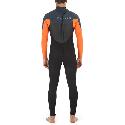 Neopreno Rip Curl Omega 3×2 BZ Orange