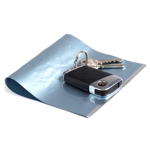Bolsa de aluminio para candado guarda llaves Surflogic
