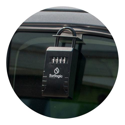 Accesorio candado guarda llaves Surflogic para ventana