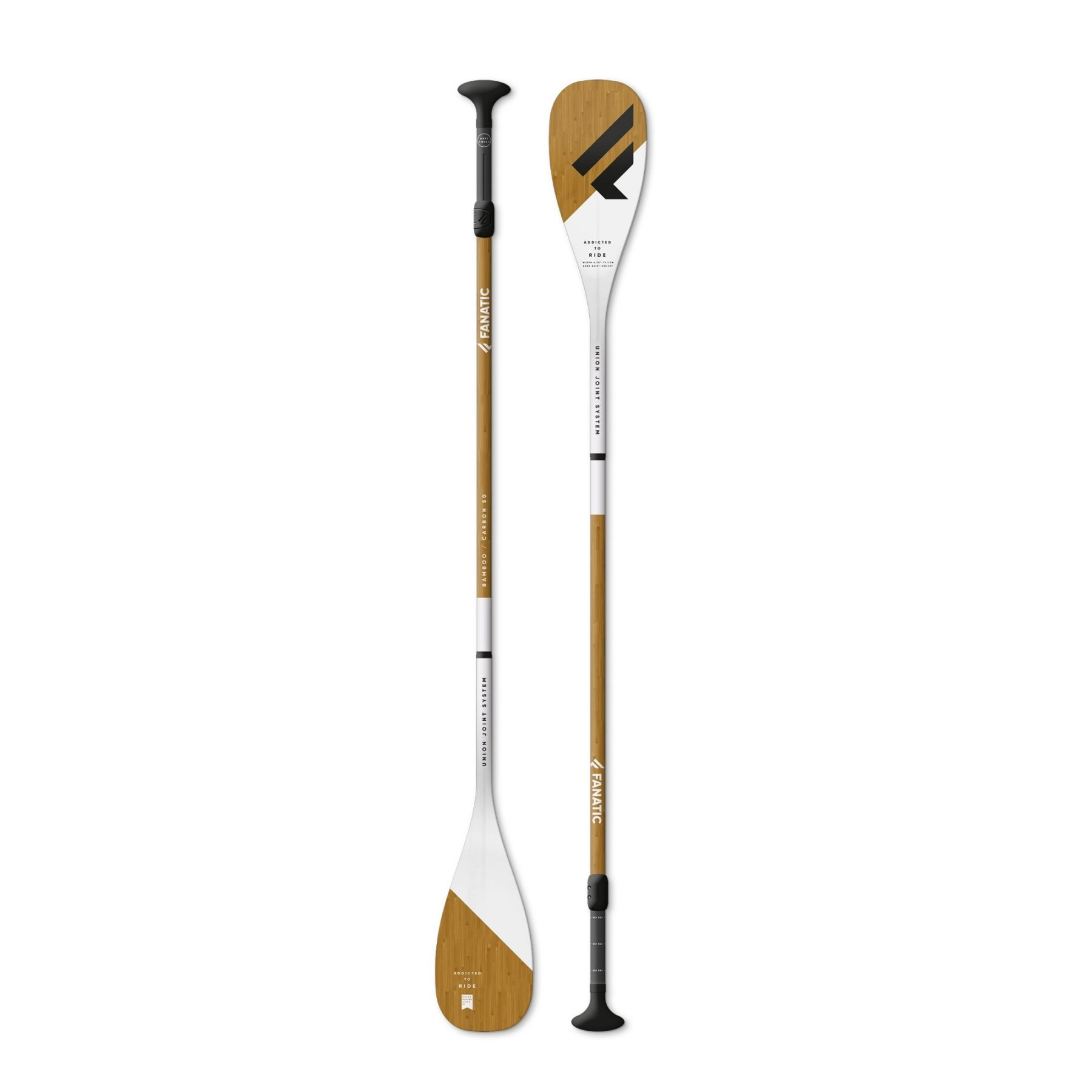 Remo de paddle surf Fanatic Carbon 50 ajustable