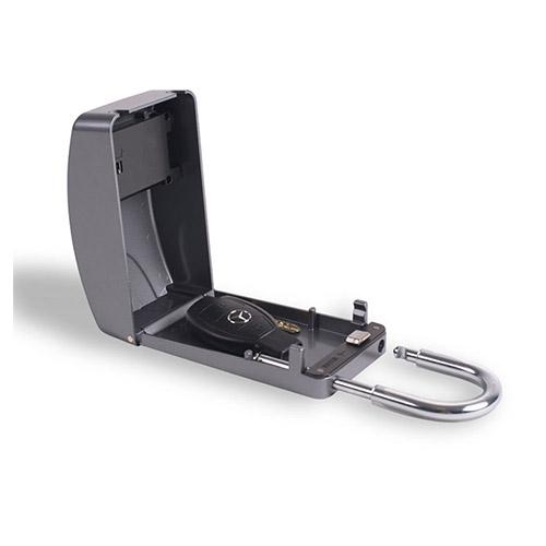 Candado guarda llaves Surflogic Maxi Plata