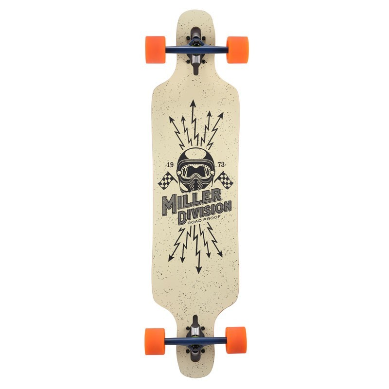 Longboard skate Miller Road Proof 39