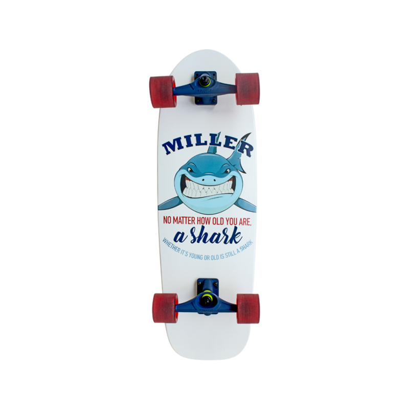 Surfskate Miller Shark 31.5