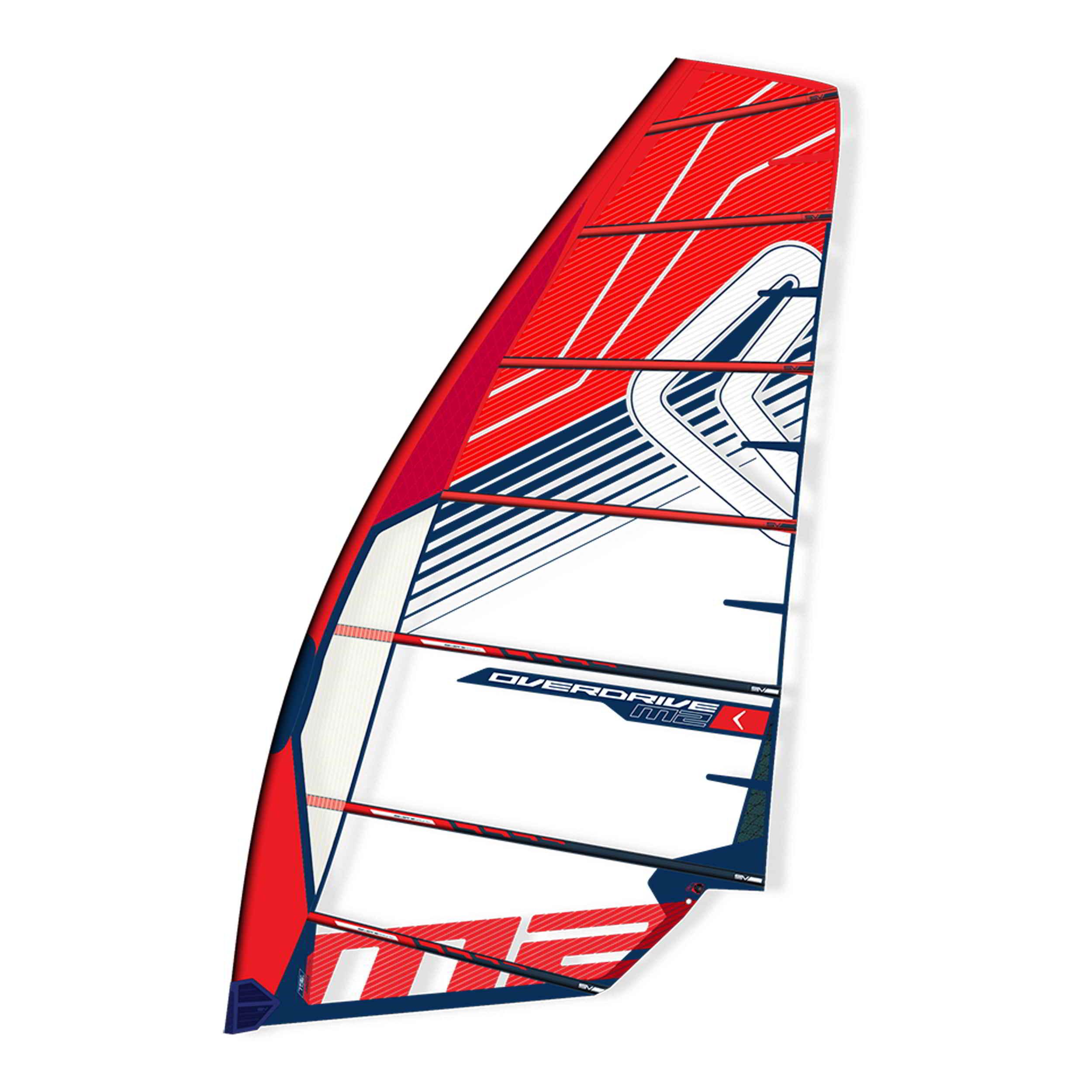 Vela de windsurf Severne Overdrive M2 2019