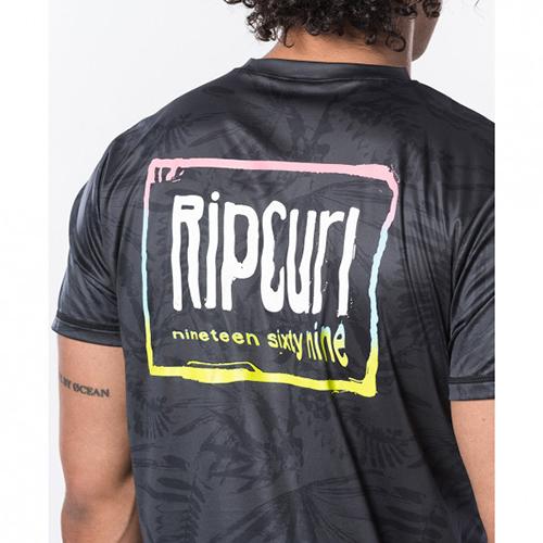 Lycra de surf Rip Curl Native UV Black