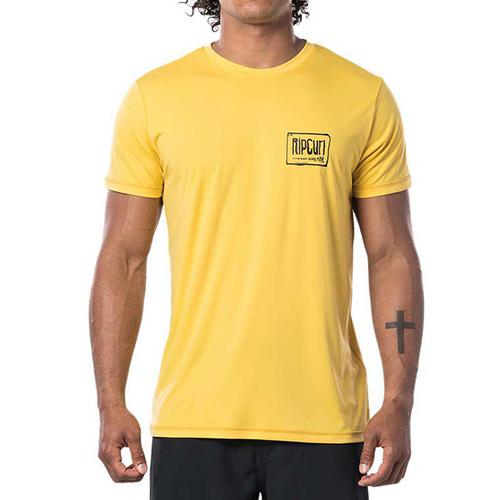 Lycra de surf Rip Curl Native UV Yellow