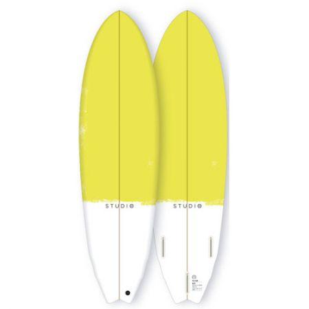 Tabla de surf Studio Filter 6 3″ Anise