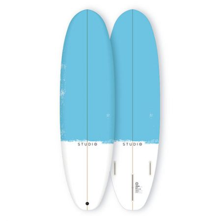 Tabla de surf Studio Focal 6 4″ Lite Blue